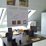 Square cubed von Alexandre Bailly, gesehen bei Rundgang 2019, Kunsthochschule Berlin Weissensee