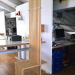 Singlemodul von Matthias Koschel, gesehen bei Schulen für Holz und Gestaltung Garmisch-Partenkirchen 2019 Sommerausstellung.