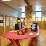 Resultate der Typografieklasse, gesehen bei Werkschau 2019, FH Potsdam