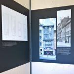 """Fotos und Pläne """"Zur Neuen Welt"""" in Aachen von Albert Schneider & Ludwig Mies van der Rohe, gesehen bei """"Mies im Westen"""", Landeshaus des LVR Köln"""