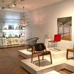 """Designs aus Finnland von, u.a. Ilmari Tapiovaara & Tapio Wirkkala, gesehen bei """"Nordic Design. Die Antwort aufs Bauhaus"""", Bröhan Museum, Berlin"""