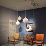 """Arbeiten von Kaare Klint, gesehen bei """"Nordic Design. Die Antwort aufs Bauhaus"""", Bröhan Museum, Berlin"""