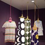 """Textilien von Marimekko, gesehen bei """"Nordic Design. Die Antwort aufs Bauhaus"""", Bröhan Museum, Berlin"""