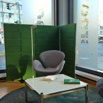 USM Privacy Panels, as seen at USM Haller HomeWork, smow Köln