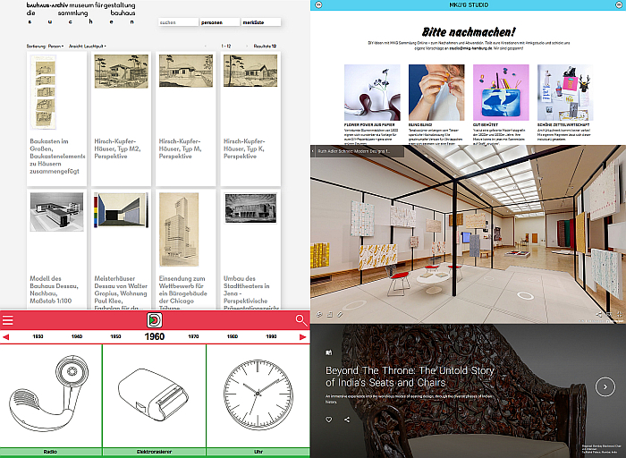 5 Online-Architektur- & Designausstellungen: Teil II