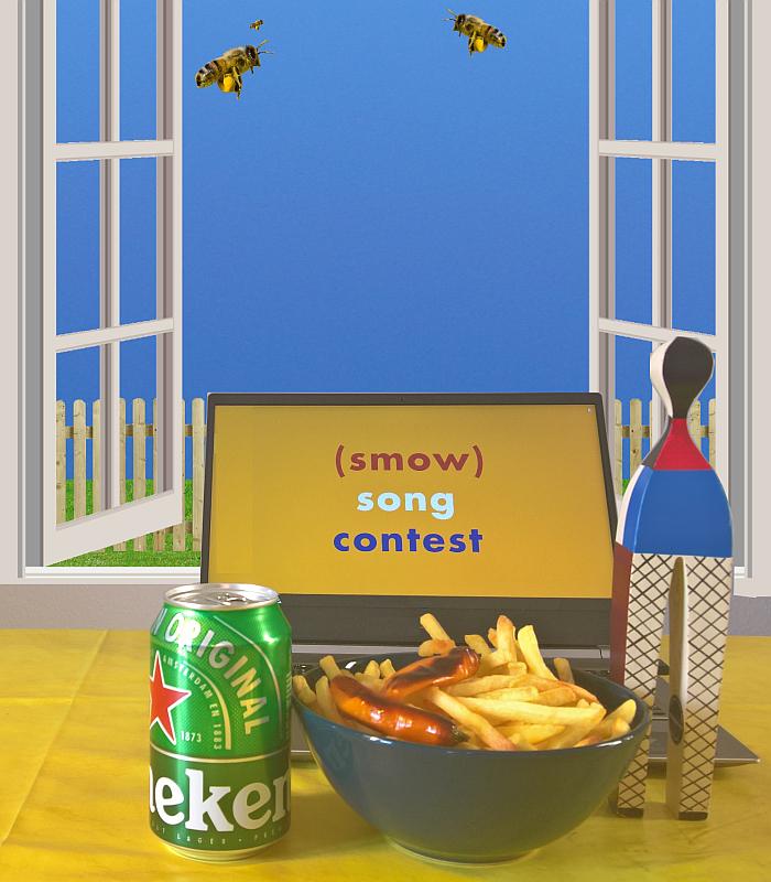 smow song contest 2020 ......warten auf den Livestream.......