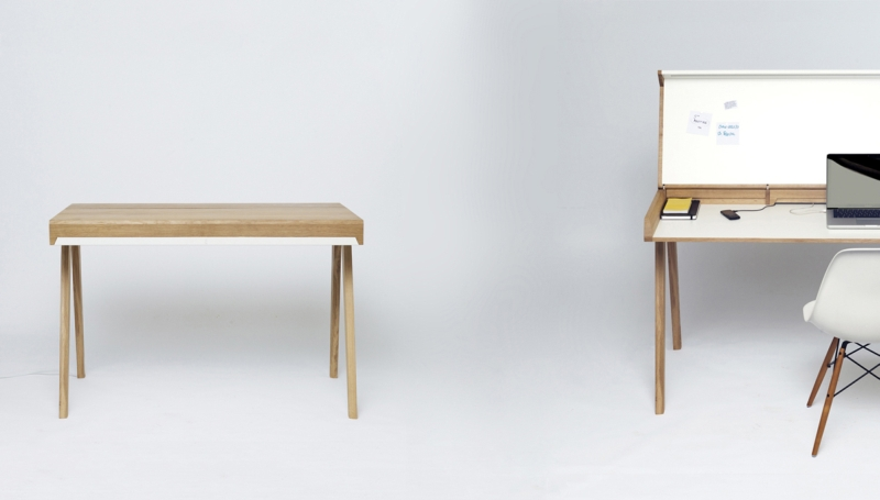 2tables von Albertine Baronius