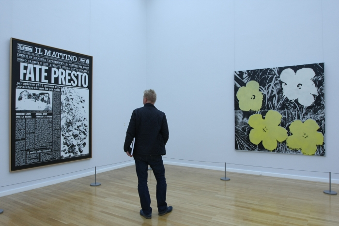 Andy Warhol Death and Disaster Kunstsammlungen Chemnitz Flowers Fate Presto