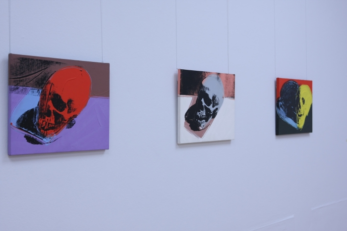 Andy Warhol Death and Disaster Kunstsammlungen Chemnitz Skulls