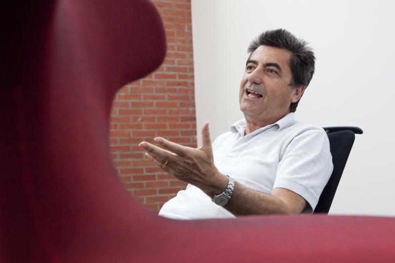 Antonio Cittero bei Vitra