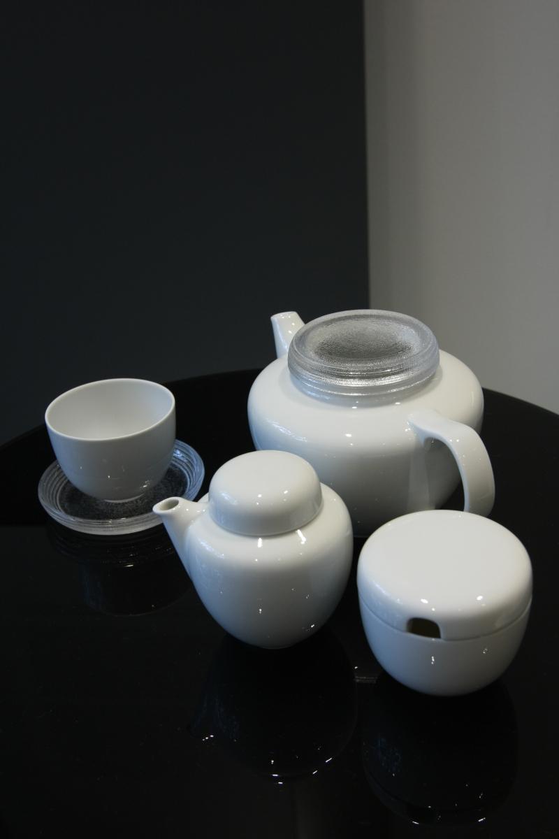 Berlin Design Week Werkschau Sebastian Herkner Rosenthal Berlin tea service wan