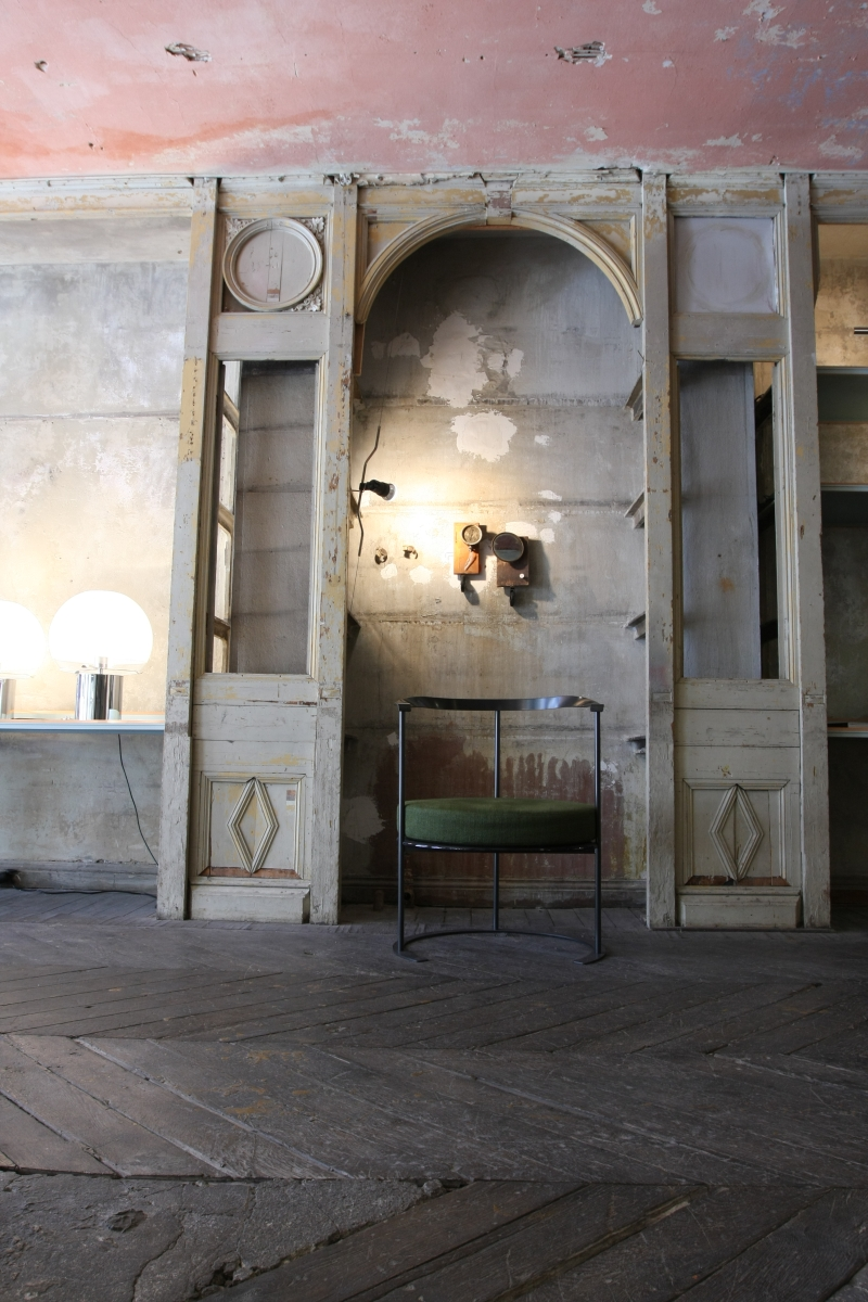 Between Time A Curated Showcase of Fine Furnishings and Art in Berlin Azucena Luigi Caccia Dominioni Catilina