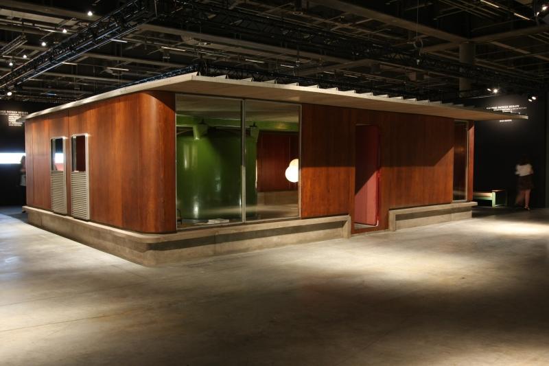 Design Miami Basel 2013 Jean Prouve Maison des Jours Meilleurs Galerie Patrick Seguin