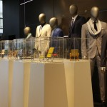Dimensions of Design 20 Years of Vitra Design Museum Miniatures bei Hugo Boss Mailand