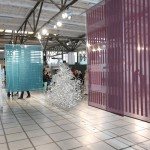 Dutch Design Week 2014 Dutch Invertuals Cohesion Raw Color Interline Panels Edhv Spatial Camo