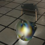 Dutch Design Week 2014 Dutch Invertuals Cohesion Thomas Vailly & Laura Lynn Jansen Tension matter light
