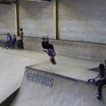 Area 51 Skate Park Eindhoven: Australier sind hier auch erlaubt.....