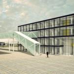 Kärcher - Areal Alte Ziegelei - Verwaltung Winnenden Reichel Schlaier Architekten Stuttgart