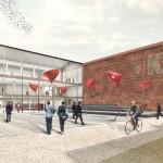 Kärcher - Areal Alte Ziegelei Winnenden Reichel Schlaier Architekten Stuttgart