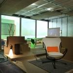 Waver, Mayday und Hut ab,gesehen bei Konstantin Grcic - Panorama, Vitra Design Museum