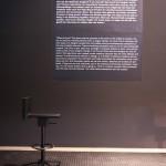 360 Grad Chair von Konstantin Grcic, gesehen bei Konstantin Grcic - Panorama, Vitra Design Museum