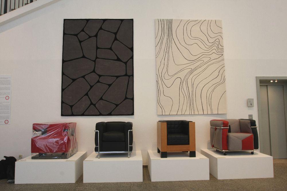 Museum für Angewandte Kunst Köln Von Aalto bis Zumthor Architektenmöbel