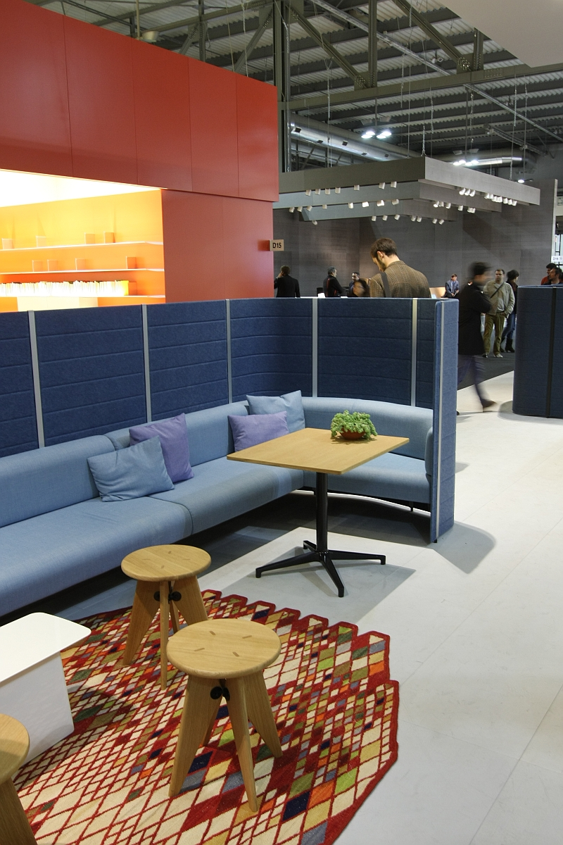 Milan Design Week 2013: Workbay Office by Ronan and Erwan Bouroullec for Vitra
