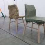 Object Limited Edition Design at MIART Milan 2013 Marjan van Aubel Jamie Shaw Well Proven Chair A Palazzo Gallery