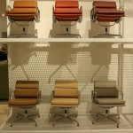 Orgatec Cologne 2014 Vitra Charles and Ray Eames Soft Pad