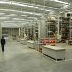 SANAA Factory Building Vitra Shop Weil am Rhein Inside