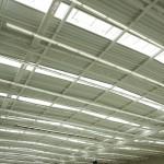 SANAA Factory Building Vitra Shop Weil am Rhein Roof