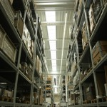 SANAA Produktionshalle Vitra Shop Weil am Rhein Skylight