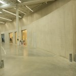 SANAA Produktionshalle Vitra Shop Weil am Rhein Wall