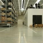 SANAA Produktionshalle Vitra Shop Weil am Rhein staff