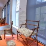 Sitzen Liegen Schaukeln Möbel von Thonet Grassi Museum für Angewandte Kunst Leipzig Gartenbank Kanapee Nr 150 1900