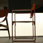 Sitzen Liegen Schaukeln Möbel von Thonet Grassi Museum für Angewandte Kunst Leipzig Verner Panton Armlehnstuhl 270 F 1965