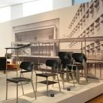The Kramer Principle Design for Variable Use Museum Angewandte Kunst Frankfurt am Main seminar chairs