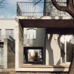Umbau Handschunäherei zu Wohnungen, Limbach-Oberfrohna Reichel Schlaier Architekten Stuttgart 1