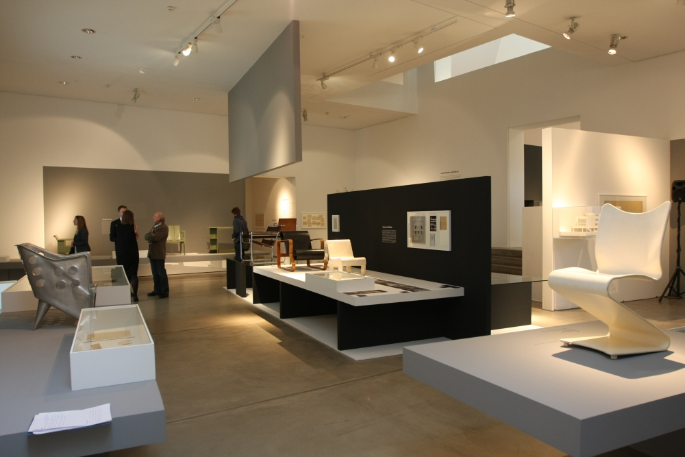 Vitra design museum gerrit rietveld die revolution des for Innenraum design blog