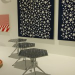 (smow) blog compact Milan 2014 Vitra Alexander Girard Hexagonal Table