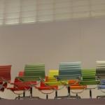 (smow) blog compact Milan 2014 Vitra Charles and Ray Eames EA 101, 102 104