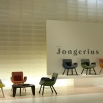 East River Chair by Hella Jongerius through Vitra, as seen at Milan Furniture Fair 2014