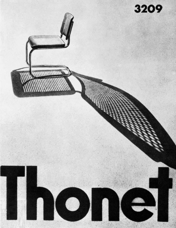 thonet freischwinger thonet designst hle von. Black Bedroom Furniture Sets. Home Design Ideas