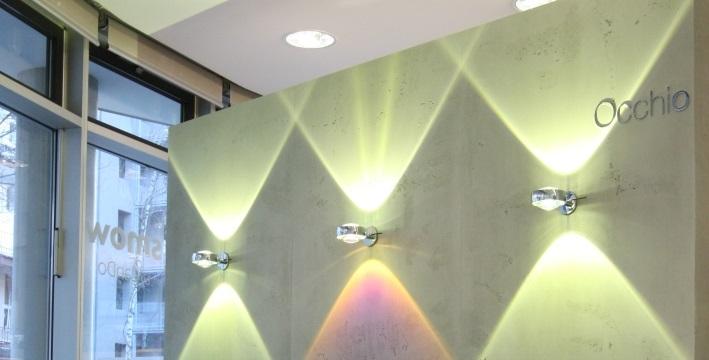 Designerlampen bei smow Frankfurt