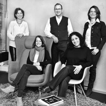 Das Team des Frankfurter smow Showrooms