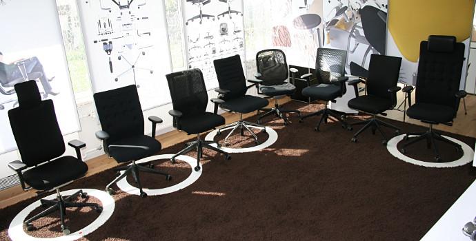 Bürostühle von Vitra