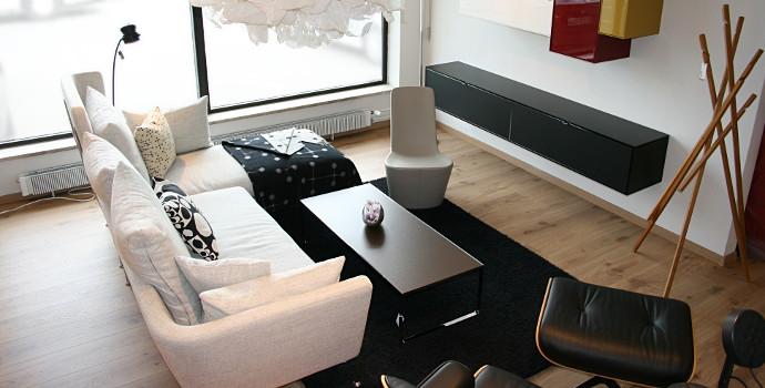 Exklusive Wohnmöbel bei smow in Kempten