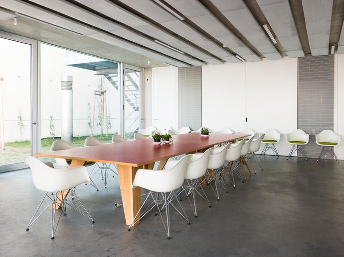 Smow projektplanung kulturstiftung des bundes for Halle innenarchitektur
