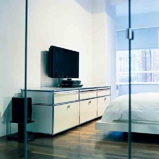 usm magazin spaces 2007 usm fallstudien designerm bel von. Black Bedroom Furniture Sets. Home Design Ideas