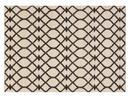 Teppich Rodas, 200 x 300 cm, Black